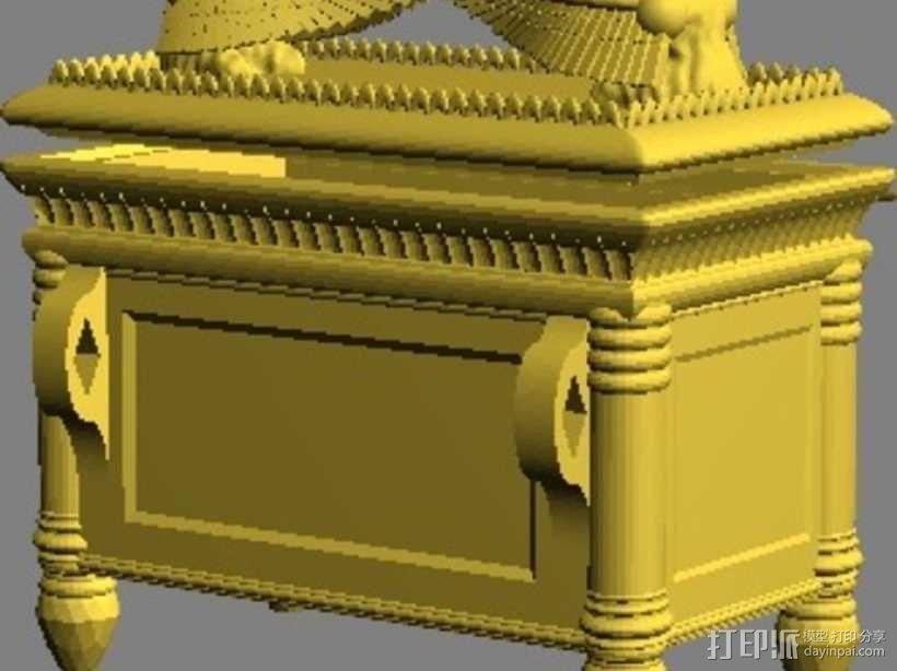 约柜 盒子 3D模型  图4