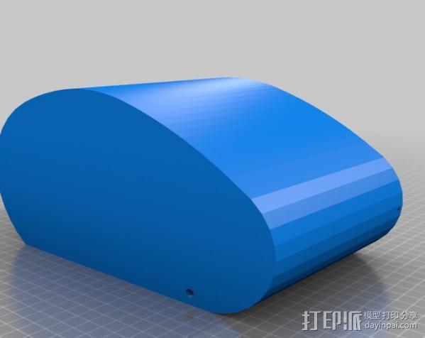 大篷车鸟屋 3D模型  图3