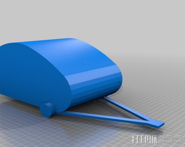 大篷车鸟屋 3D模型  图6