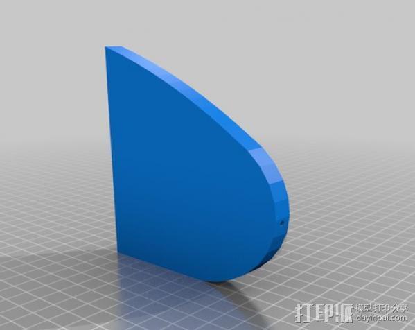 大篷车鸟屋 3D模型  图7