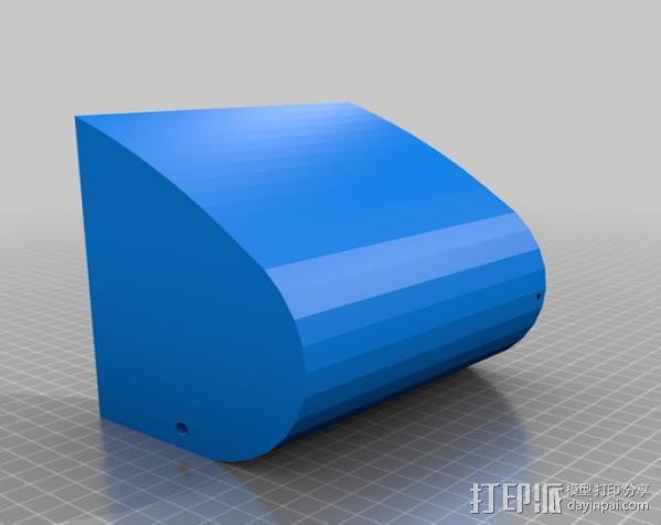 大篷车鸟屋 3D模型  图8
