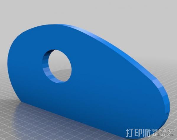 大篷车鸟屋 3D模型  图9