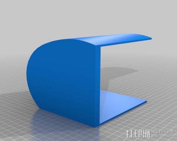 大篷车鸟屋 3D模型  图10