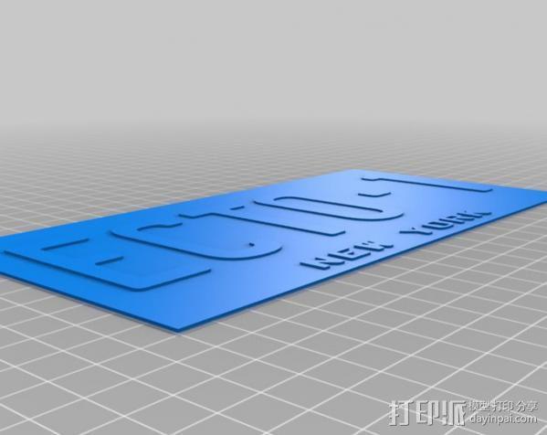 追鬼敢死队 标签 3D模型  图4