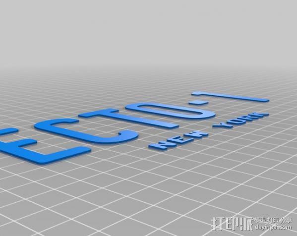 追鬼敢死队 标签 3D模型  图3