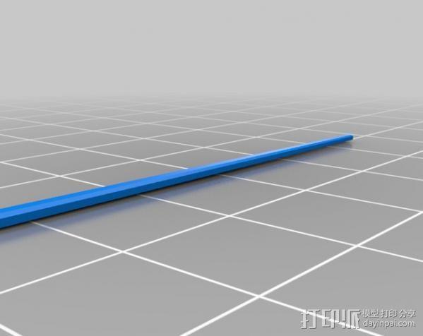 钢琴 3D模型  图5
