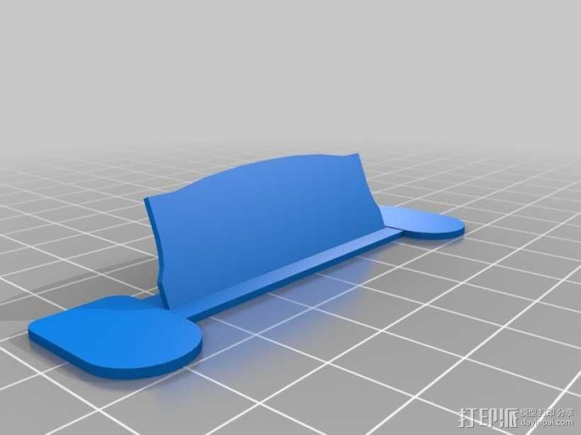 钢琴 3D模型  图6