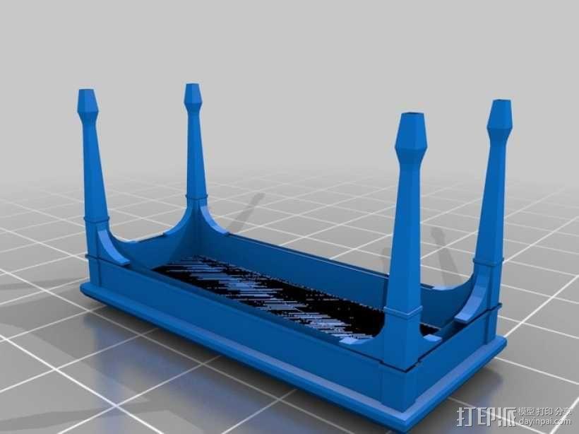 钢琴 3D模型  图11