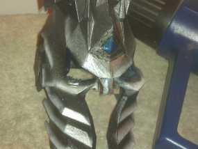巫妖王头盔 3D模型