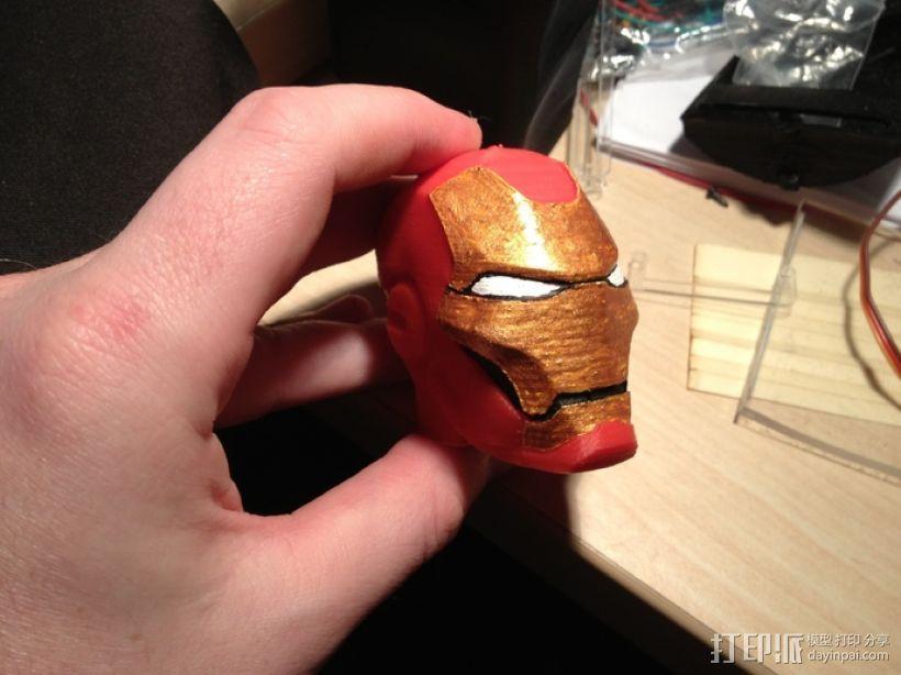 钢铁侠 3D模型  图7