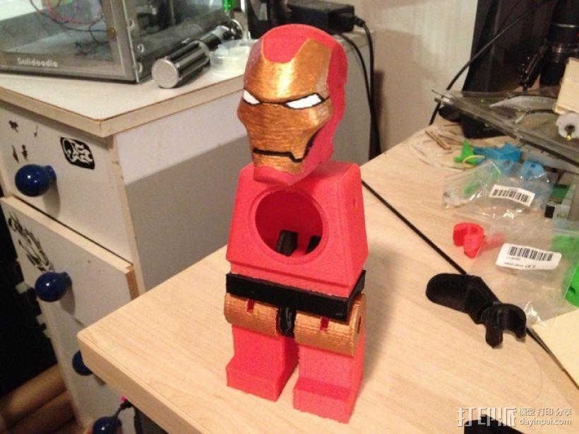 钢铁侠 3D模型  图9