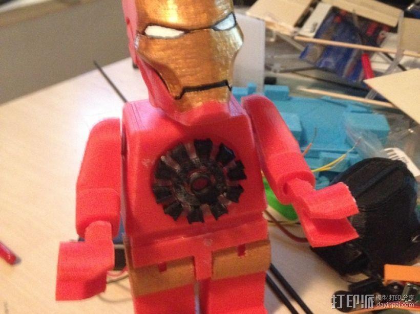 钢铁侠 3D模型  图8