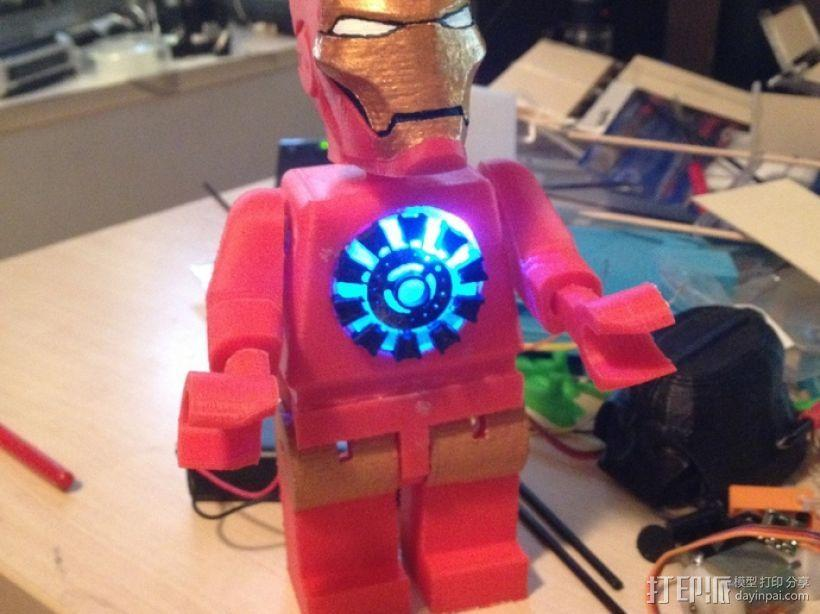钢铁侠 3D模型  图11