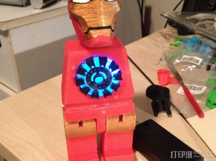 钢铁侠 3D模型  图10