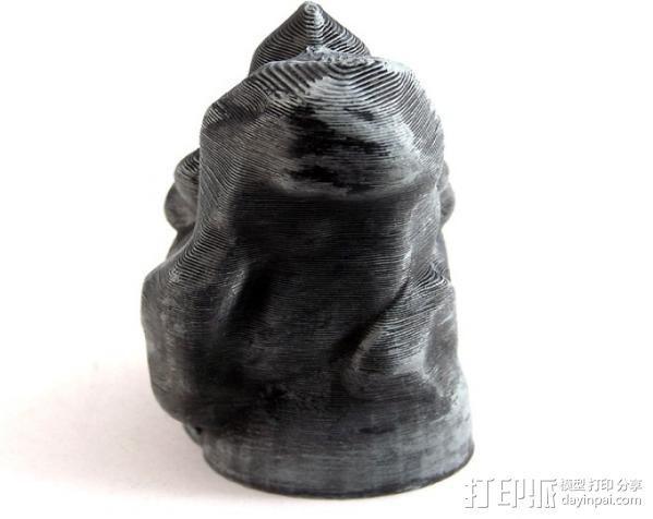 雷神雕塑 3D模型  图7