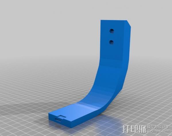 保险杠 捉鬼敢死队 3D模型  图1