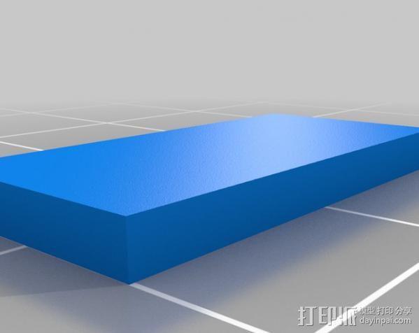 保险杠 捉鬼敢死队 3D模型  图2
