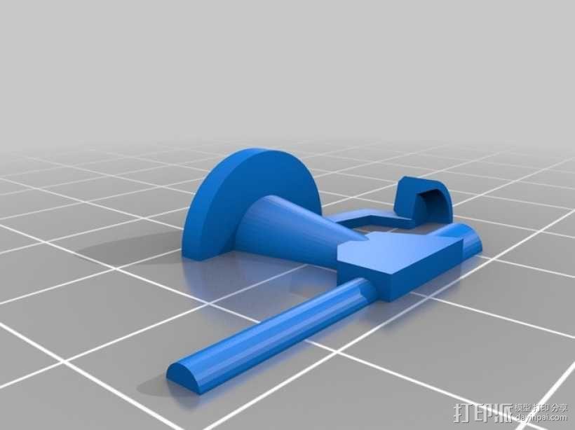 U型潜艇 3D模型  图13