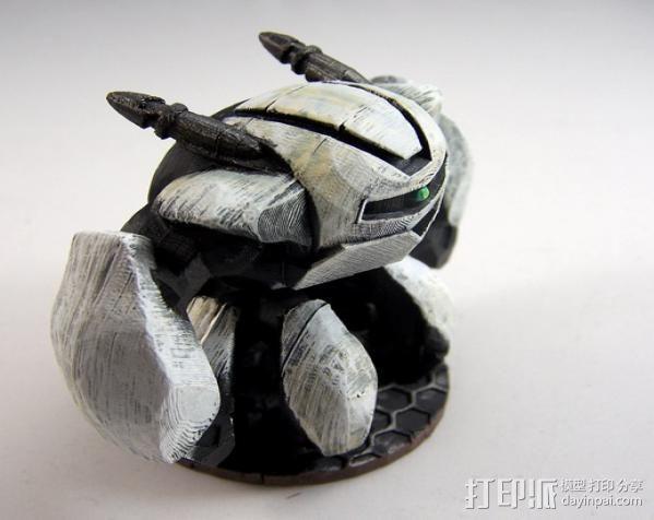 TH1-NK3R机器人 3D模型  图8