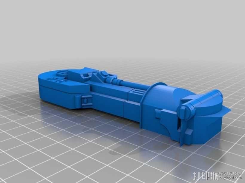 R2D2 机器人 3D模型  图5