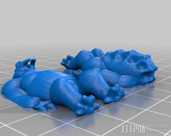 游戏造型 Gorathian Civilian  3D模型  图6