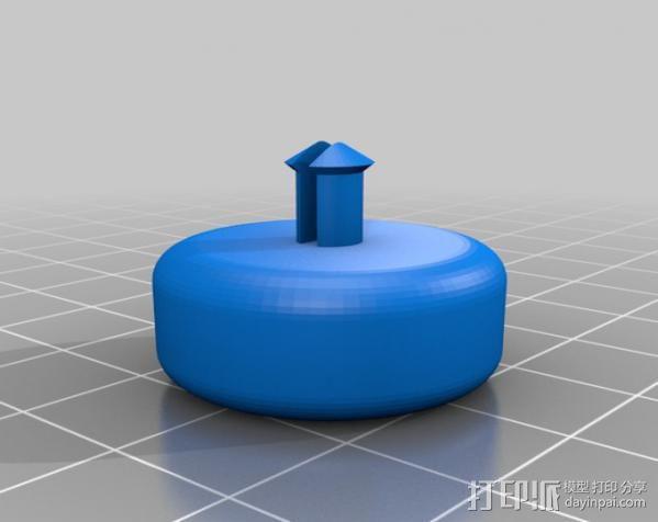 汽车人 3D模型  图5