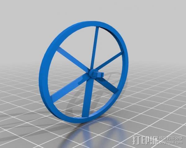 汽车人 3D模型  图6