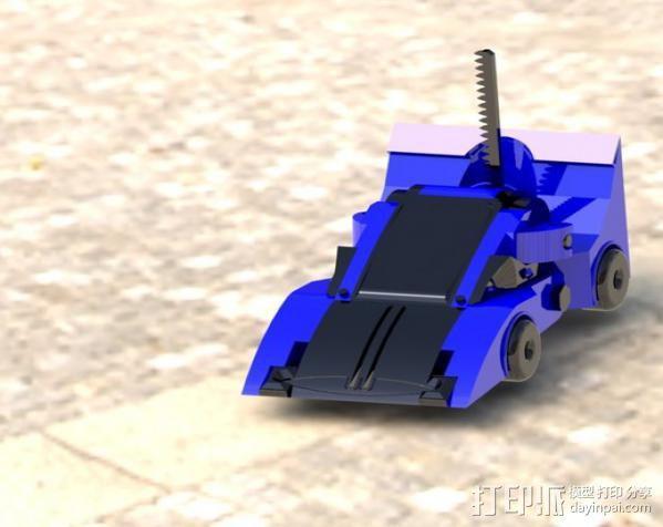 汽车人 3D模型  图26
