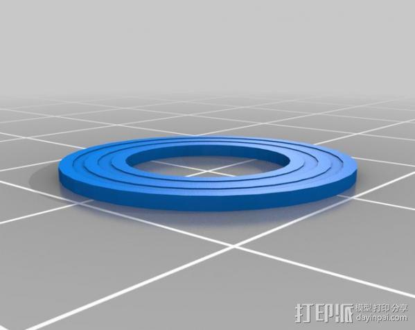 芝士汉堡 3D模型  图6