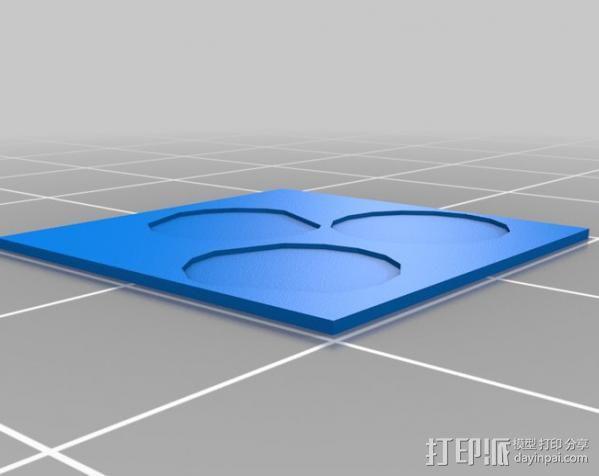 芝士汉堡 3D模型  图8