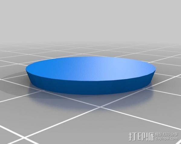 芝士汉堡 3D模型  图11