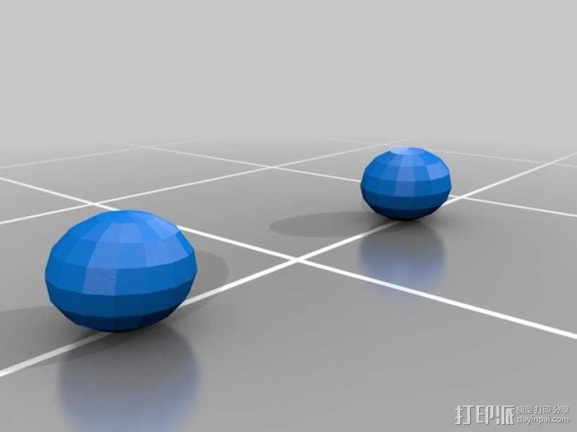霸王龙 3D模型  图3