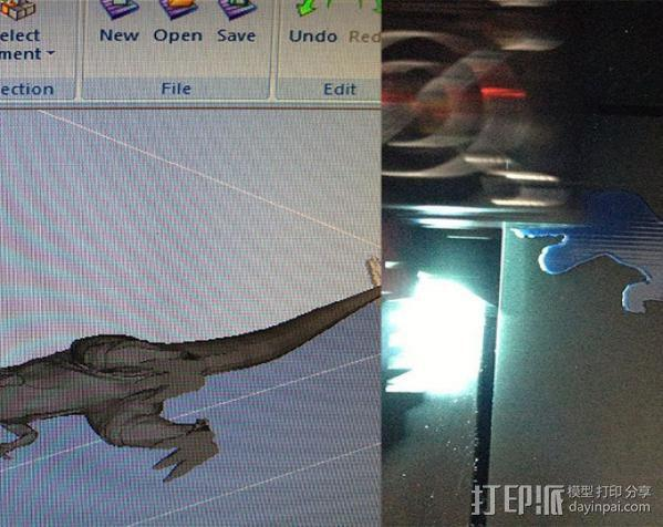 霸王龙 3D模型  图5