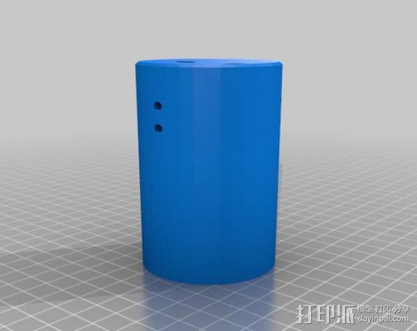 解放者号飞船 3D模型  图8