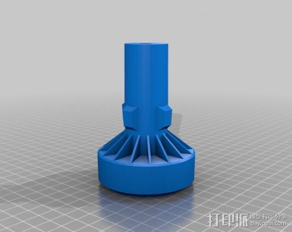 解放者号飞船 3D模型  图9