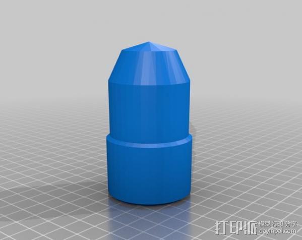 解放者号飞船 3D模型  图13