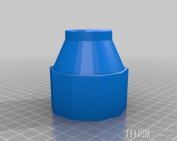 解放者号飞船 3D模型  图14