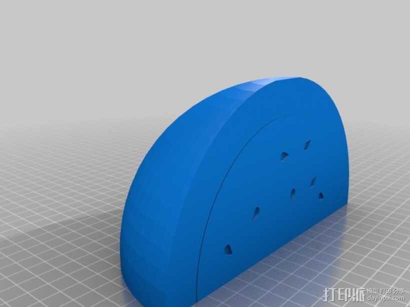 西瓜 3D模型  图3