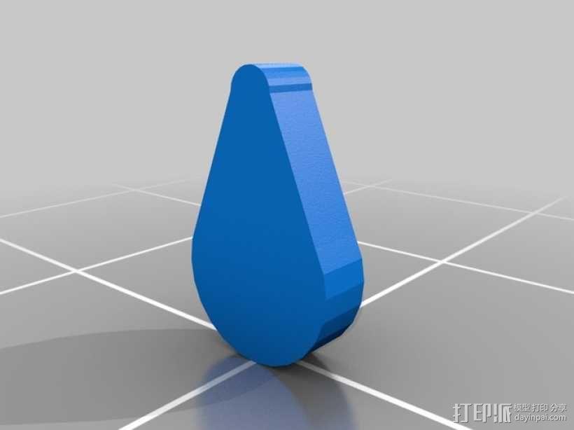 西瓜 3D模型  图4