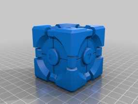 传送门  3D模型