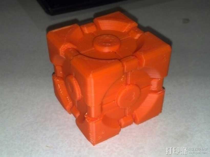 传送门  3D模型  图3