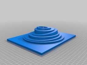 古代的神秘遗址 3D模型