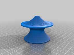 旋转椅 3D模型