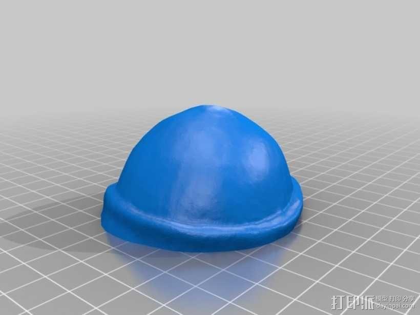 摇头娃娃 3D模型  图4