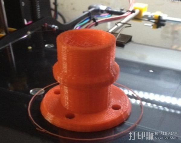消防栓 3D模型  图4