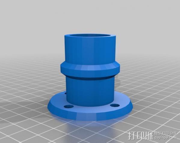 消防栓 3D模型  图6
