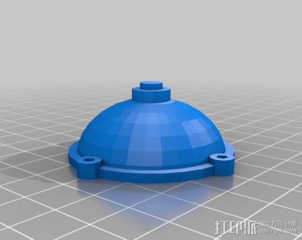 消防栓 3D模型  图7