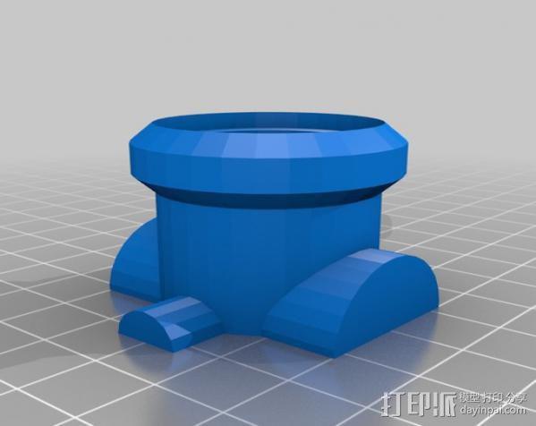 消防栓 3D模型  图10