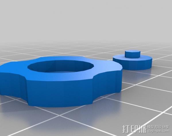 消防栓 3D模型  图9
