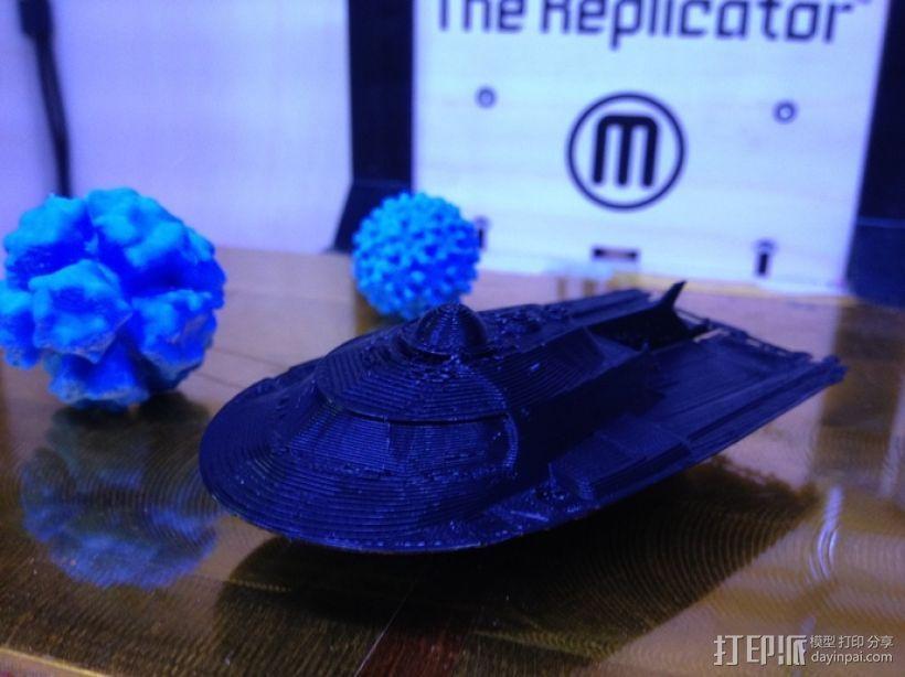 U型潜艇 3D模型  图2